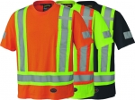 Safety Traffic Cotton T-Shirt
