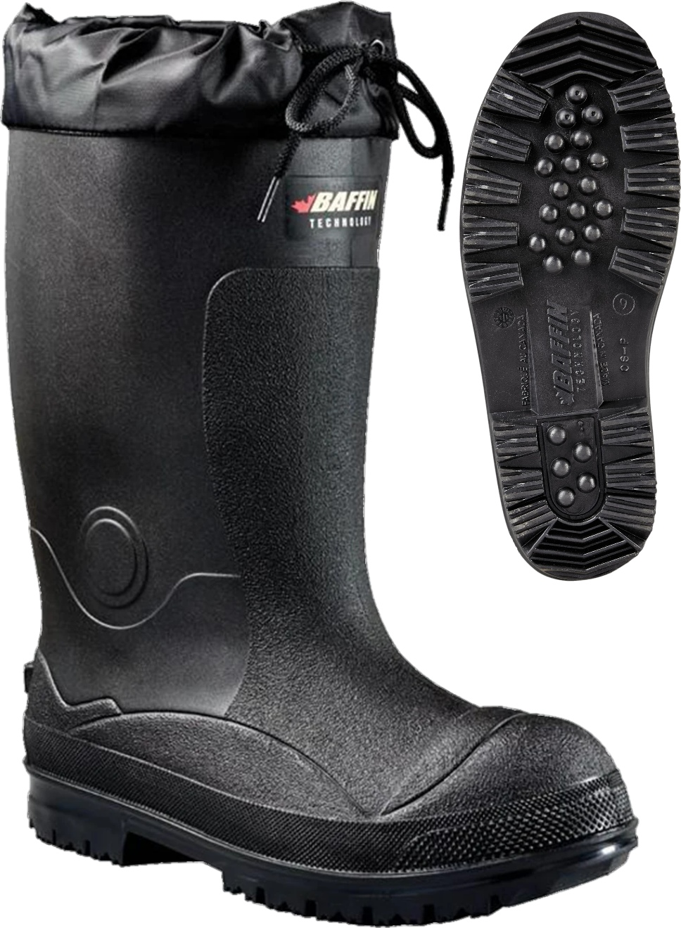 aa019f7b0d8 BAFFIN TITAN MEN'S EXTREME ALL-RUBBER WINTER BOOTS