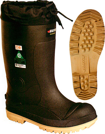 Baffin Titan Insulated Rubber Boot Safety