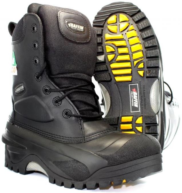 BAFFIN WORKHORSE WINTER SAFETY WORK BOOTS