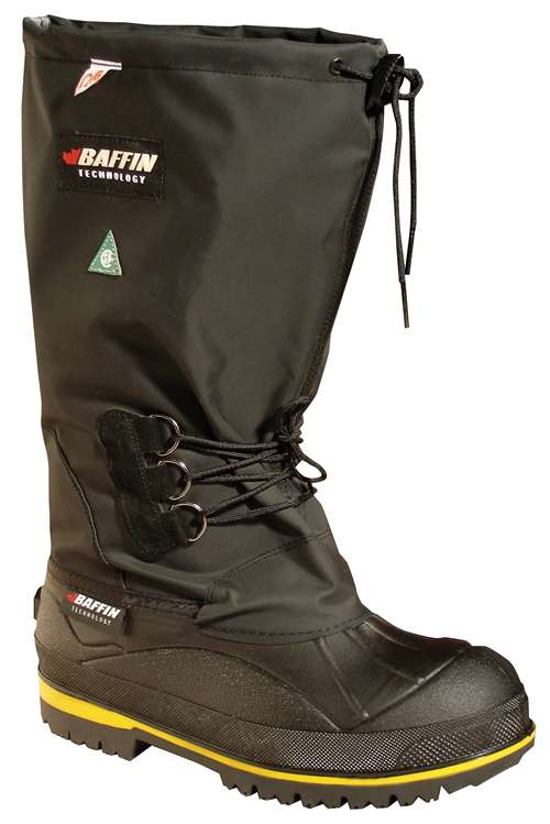 BAFFIN DRILLER MEN'S STEEL TOE AND PLATE CSA WINTER LINED WORK BOOTS