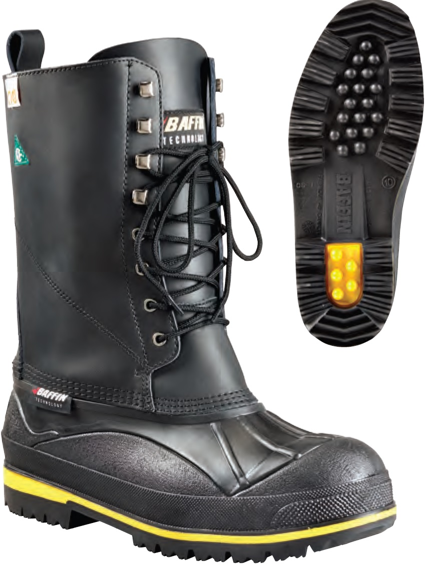 BAFFIN BARROW EXTREME COLD WINTER SAFETY WORK BOOTS