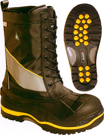 BAFFIN BOOTS - CONSTRUCTOR EXTREME COLD WINTER SAFETY WORK BOOTS