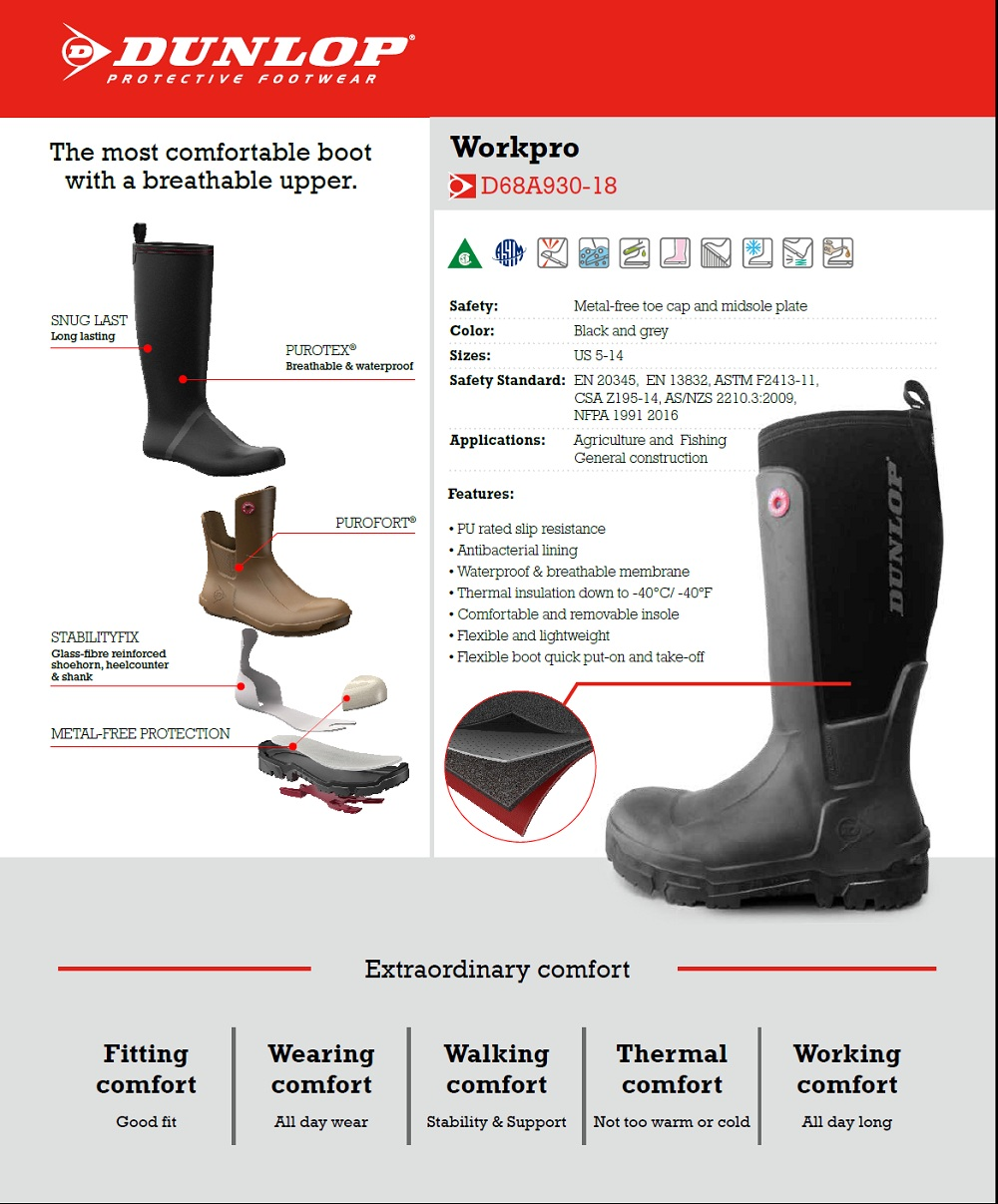 013ce72920d DUNLOP SNUGBOOT WORKPRO FULL SAFETY BOOT