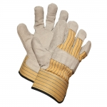 Split Leather Palm Rigger  Glove  - 12/pack