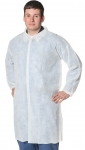 POLYPROPYLENE DISPOSABLE LAB COAT