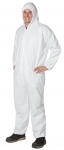 ANTISTATIC MICROPOROUS DISPOSABLE  COVERALL