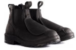 "ROYER - BLACK 6"" MET SAFETY WORK BOOT - SMELTER"