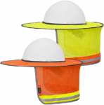 HARD HAT FOLDABLE SUN SHADE