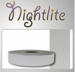 Nightlite Silver Reflective Safety Sew On Tape