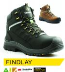"TERRA - FINDLAY 6"" SAFETY WORK BOOTS"