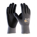 MaxiFlex® Ultimate™ Seamless Knit Nylon / Lycra Glove with Nitrile Coated Micro-Foam Grip on Palm & Fingers