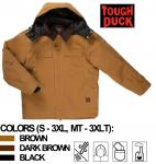 TOUGH DUCK - ANTARCTICA POLYFILL PARKA