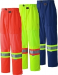 PIONEER PROTECTIVE - HI-VIZ SAFETY TRAFFIC PANT