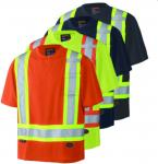 PIONEER PROTECTIVE - BIRDSEYE SAFETY T-SHIRT