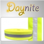 Daynite Grosgrain YSY Reflective Safety Sew On Tape