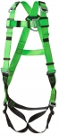 PEAKWORKS - CONTRACTOR HARNESS - 3D - CLASS AE - PASS-THRU BUCKLES
