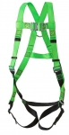 PeakWorks - Contractor Harness 2D Class AL Pass Thru Buckles - Ladder Climbing