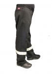 DICKIES FR -  Flame Resistant FR / HRC 88/12 BLACK SAFETY Work Pant