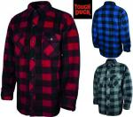 WORKKING - Plaid Solar Fleece Shirt