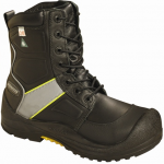 BAFFIN PREMIUM WORKER HI-VIZ MEN'S COMPOSITE TOE & PLATE CSA WINTER LINED  WORK BOOTS
