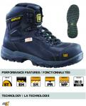 CAT - DIAGNOSTIC HI WATERPROOF ST CSA SAFETY BOOTS