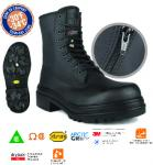 STC -  BLITZ (ZIPPER - LACE) SAFETY WORK BOOTS