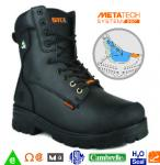 "STC - MASTER-MET 8"" INTERNAL METGUARD SAFETY WORK BOOTS"