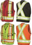 WORK KING - SURVEYOR SAFETY VEST
