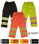 WORKKING - SAFETY RAIN PANT