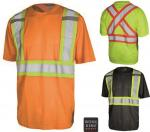 WORKKING -  SAFETY SHORT-SLEEVE T-SHIRT